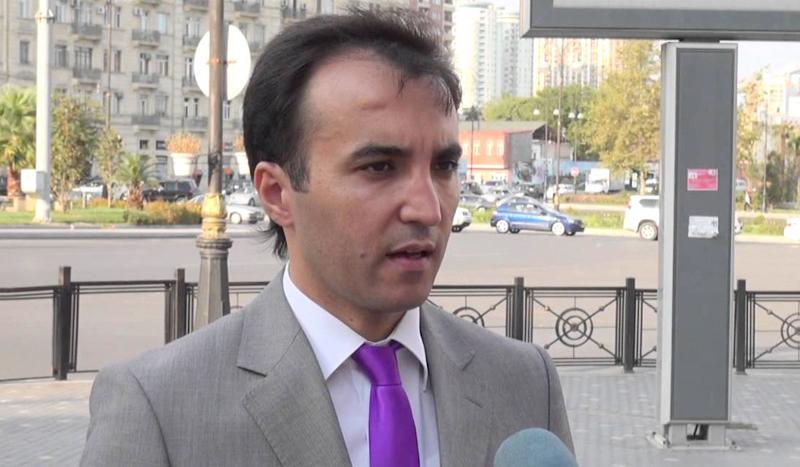 Hüquqşünas  Akif Qurbanov